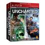 Uncharted Dual Pack 1 E 2 +bonus+ Dlc Lacrado - Maringá - Pr