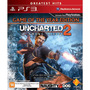 Uncharted 2 Among Thieves Game Of The Year Edition Ps3 Novo