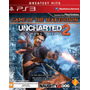 Uncharted 2: Among Thieves - Ps3 (novo E Lacrado)