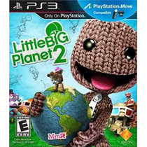 Little Big Planet 2 Ps3 Envio Imediato!