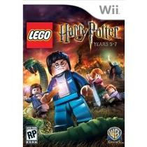 Jogo Lacrado Lego Harry Potter Years 5-7 Para Nintendo Wii