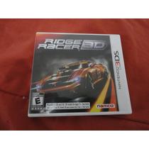 Ridge Racer 3d, Nintendo 3ds
