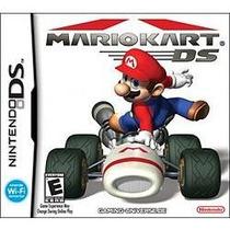 Jogo Lacrado Original Mario Kart Para Nintendo Ds Dsi Xl 3ds