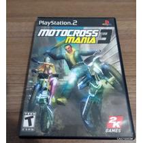Jogo Motocross Mania 3 - Original