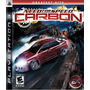 Need For Speed Carbon Ps3 Original Lacrado Pornta Entrega