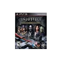 Injustice Gods Among Us - Ps3 - Psn - Original Dublado Pt Br