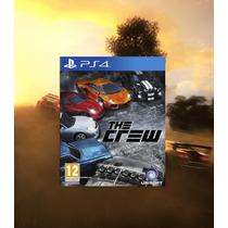 The Crew Ps4 Lançamento 2/12 Envio No Dia Código Psn