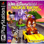 Lacrado! Ps1 Walt Disney World Quest Magical Racing Tour