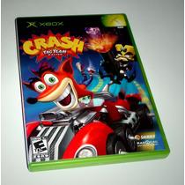 Crash Tag Team Racing Original Completo - Xbox
