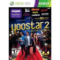 Jogo Yoostar 2 In The Movies Xbox 360 Americano Pra Kinect