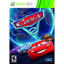 Cars 2 The Video Game - Carros 2 - Xbox 360