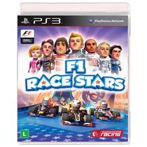 F1 Race Stars Ps3 Formula 1 Lacrado Original Em Português