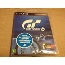 Gran Turismo 6 ( Totalmente Em Portugues ) Lacrado