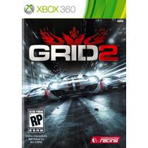 Jogo Da Codemasters Grid 2 De Corrida Para Xbox 360 Ntsc
