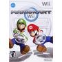 Mario Kart Wii - Jogo Original Novo Nintendo