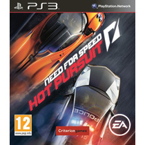 Need For Speed Hot Pursuit Ultimate Edition - Ps3 Dlc Nfs Hp
