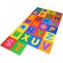 1372 - Tapete Alfabeto Com 26 Letras - Pedagogico