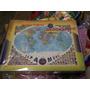 Quebra Cabeça Geográfico - Mapa Mundo