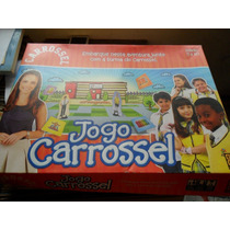 Jogo Carrossel - Sbt Grow
