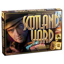 Scotland Yard Da Grow; Jogo De Investigação; Educativo