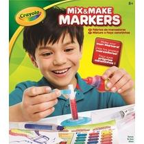 Mini Fábrica De Canetinhas Mix & Make Markers Crayola