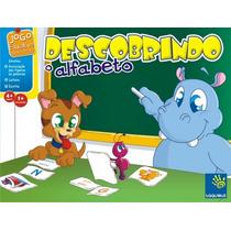 Jogo Educativo Descobrindo O Alfabeto