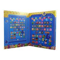 Mini Tablet Infantil Galinha Pintadinha 9polegadas Educativo