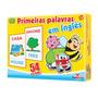 Brinquedo Educativo Primeiras Palavras Em Inglês Pili Pili