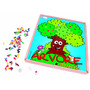 Jogo Árvore Pedagógica 84 Peças,compre-agora