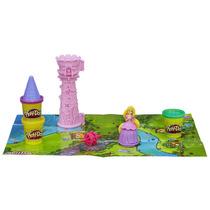 Massinha Play Doh Torre Do Castelo Rapunzel A7395 - Hasbro