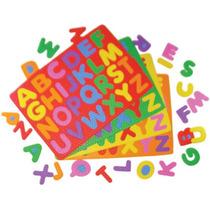 Kit Com 2 Placas De Números/sinais Alfabeto Educativo Em Eva