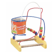 Brinquedo Educativo Montanha Russa - Jogo Pedagógico