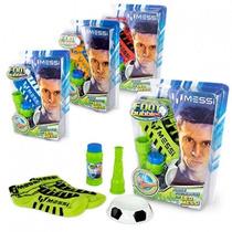 Leo Messi Foot Bubbles Verde Dtc