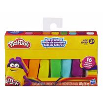 Massinha Play-doh Bastão Com 16 Cores Hasbro
