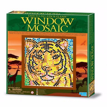 Jogo Window Mosaic - Mosaico Para Montar - 4m