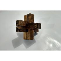 Jogos E Quebra Cabeças - Cruzeta De 6 Peças - Puzzle