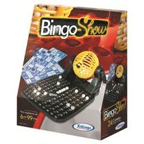 Bingo Show 24 Cartelas Xalingo + Nf-e
