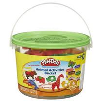 Play Doh Mini Balde Piquenique Massa De Modelar Hasbro