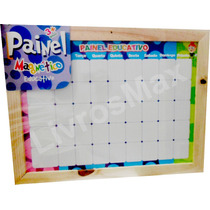 Painel Magnético Educativo