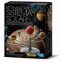 Kit Planetário Sistema Solar - Kidz Labs - 4m