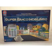 Banco Imobiliário Estrela Cartão De Crédito
