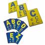 Varal De Letras/ Alfabeto Em Eva 26 Pçs- Material Pedagógico