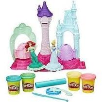 Play Doh Castelo De Princesa - B1859 Hasbro