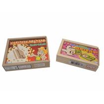 Kit Material Dourado + Domino Adiçao Jogos Pedagogicos