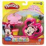 Play-doh Massinha Casa Do Mickey Mouse - Moldes Da Minnie