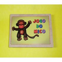 Jogo Do Mico - Jogo, Brinquedo Pedagógico Mdf