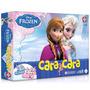 Jogo Infantil Cara A Cara Frozen Anna Elsa Olaf - Estrela