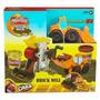 Play-doh Chuck Amigos Fábrica De Ladrilhos - Hasbro 49430