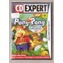 Cd-rom Pong Pong A Aventura Do Conhecimento - Jogo Infantil