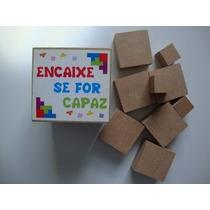Jogo Encaixe Se For Capaz / Caixa Mágica